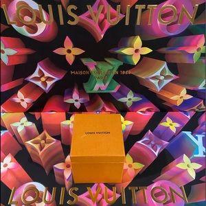 🎁💎💍Authentic Louis Vuitton Jewelry Box